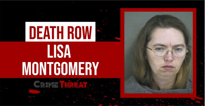 Lisa Montgomery - Women on Death Row in United States